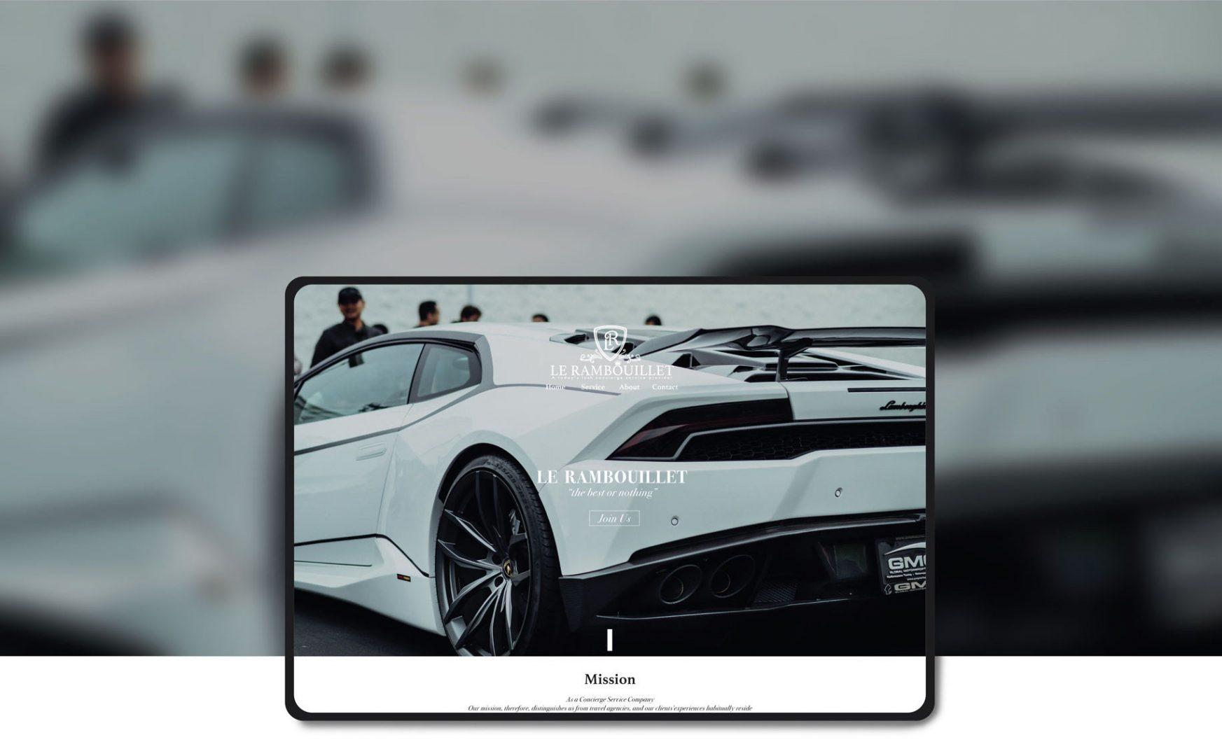 Website Design/ Branding